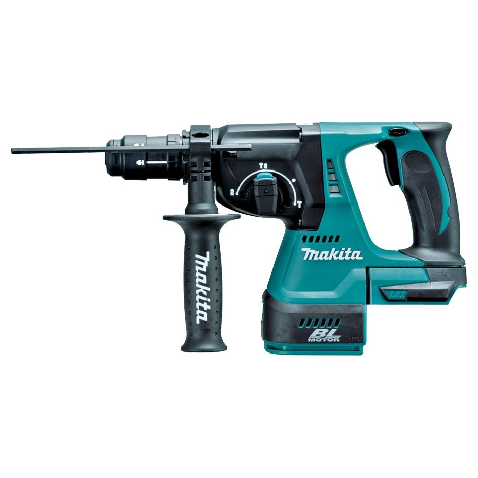 makita 18v mobile brushless rotary hammer dhr243z. Black Bedroom Furniture Sets. Home Design Ideas
