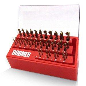 Dormer 43 Piece A002 Drill Set Wall Mount Metric A099DRILLBOY