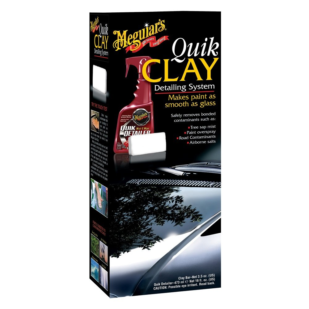 meguiars quick detailer how to use