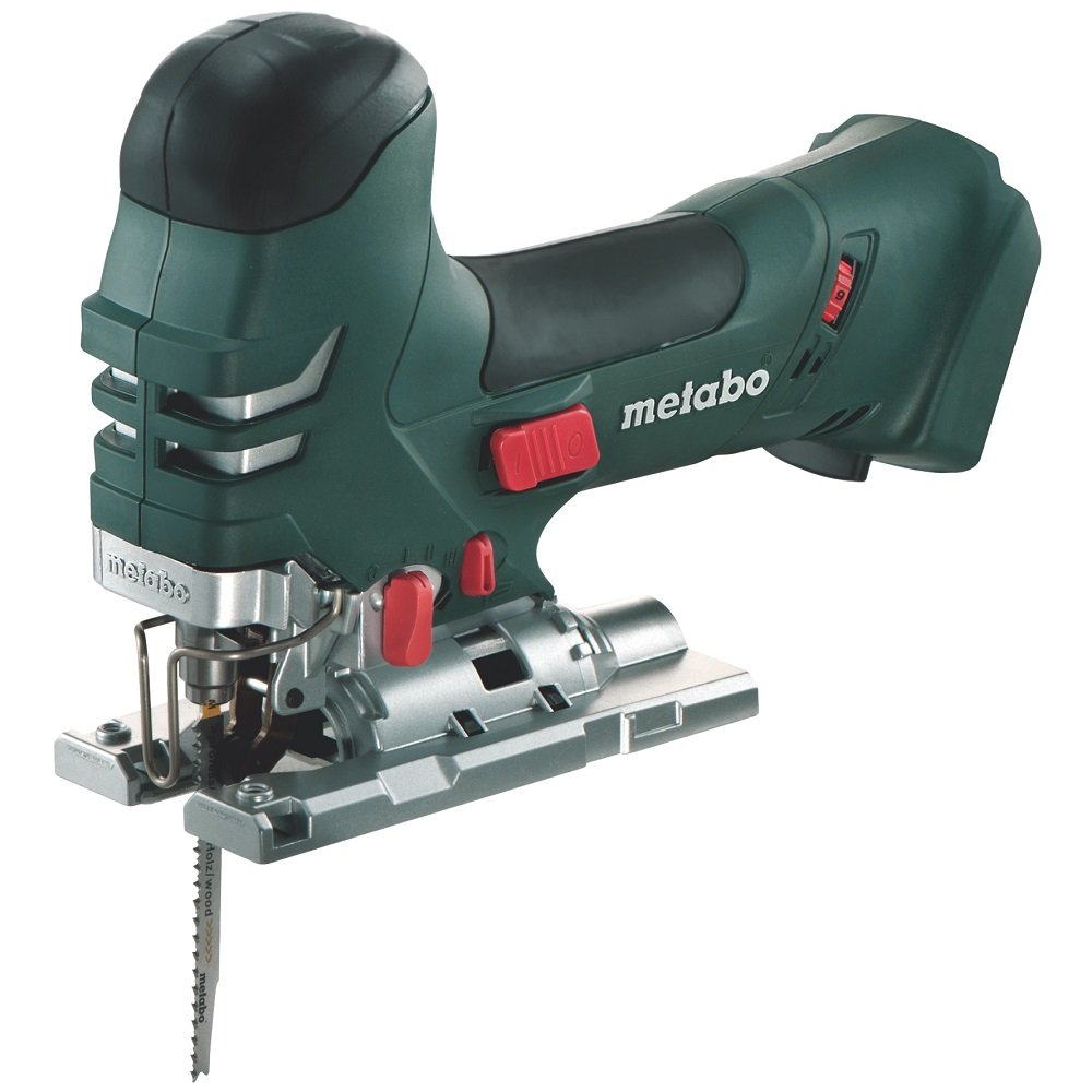 metabo 18v lithium ion cordless jig saw sta 18 ltx 140 sk discount trader. Black Bedroom Furniture Sets. Home Design Ideas