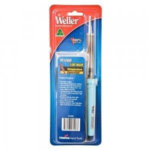 weller wood burning kit how to open