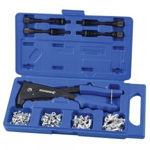Kincrome Nut Riveter 85 Piece Set K4700