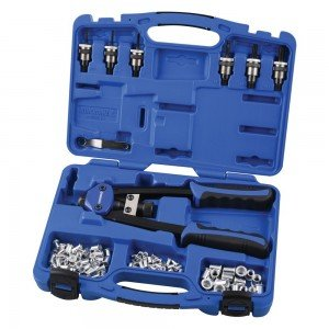 Kincrome Nut Riveter Twin Handle 68 Piece Set K4900