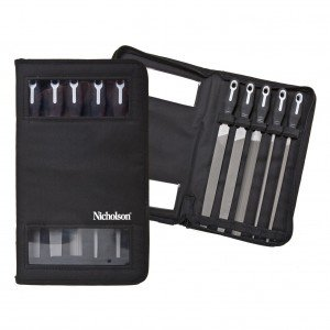 "Nicholson 5 Piece File Set 10"" NFS510"