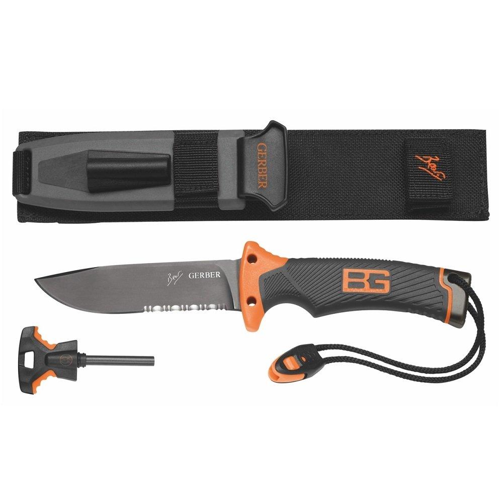 Gerber Bear Grylls Survival Ultimate Knife 31-000751 31000751