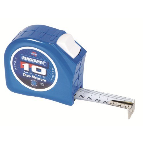 Kincrome Tape Measure Metric 10 Metre K11010
