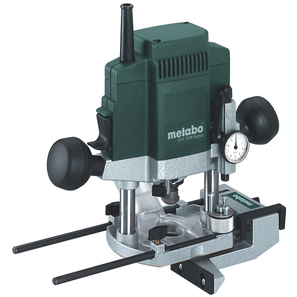 Metabo 1200 Watt Electronic Router Of E 1229 Signal