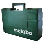 Metabo Heavy Duty Compact Carry Case 6.23855.01