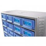Kincrome Multi Cabinet 16 Drawer / 64 Trays Interlockable K7640
