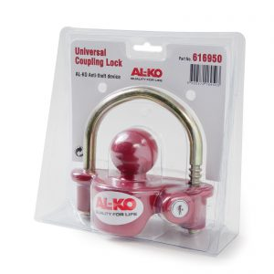 ALKO 616950 Universal Anti Theft Coupling Lock '616950'