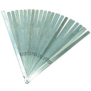 """Sidchrome SCMT70517-S Extra Long Feeler Gauge 12"""" 'SCMT70517-S'"""