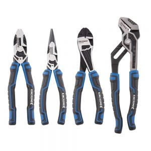 Kincrome K4221 Plier Set - 4 Piece