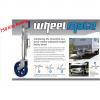 """Wheelmate WM680 7"""" Adjustable Jockey Wheel 750kg Suits Caravan Camper Float Trailer 'WM680'"""