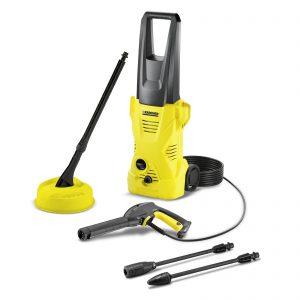 Karcher 1.602-222.0 High Pressure Washer Cleaner 1.4kW 1600PSI K2 Plus Home Kit