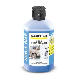 Karcher 6.295-743.0 Ultra Foam Cleaner Deterget 3-IN-1, 1 Litre