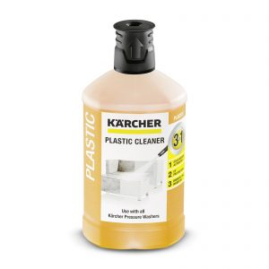 Karcher 6.295-758.0 Plastic Cleaner Detergent 3-IN-1, 1 Litre