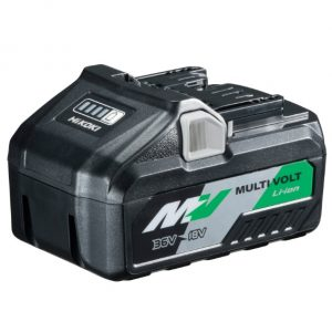 HiKOKI – HITACHI BSL36B18 18V 8.0Ah / 36V 4.0Ah MultiVolt Lithium-Ion Battery 372120