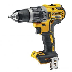 DeWalt DCD796N-XE 18V XR Lithium-Ion Brushless 2 Speed Hammer Drill Driver - Skin Only