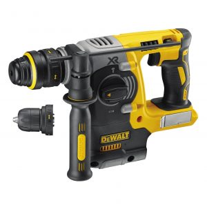 DeWalt DCH274N-XE 18V XR Lithium-Ion Brushless SDS+ 3 Mode Rotary Hammer Drill (QCC) - Skin Only