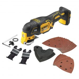 DeWalt DCS355N-XE 18V XR Lithium-Ion Brushless Oscillating Multi-Tool - Skin Only