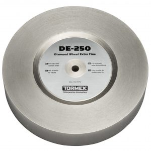 Tormek DE-250 Diamond Grinding Wheel Extra Fine 1200 Grit Suits T-7 T-8 'DE-250'