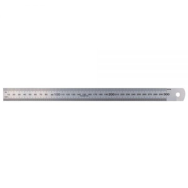 """Spear and Jackson SJ-SSR300 Rule Stainless Steel - Ruler 30cm 300mm 12"""" 'SJ-SSR300'"""