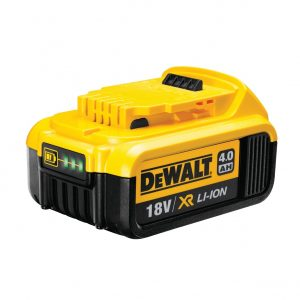 DeWalt DCB182-XE 18V 4.0Ah XR Lithium-Ion Slide Battery Pack