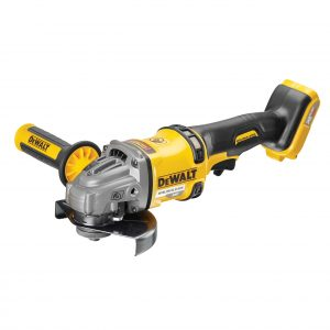 DeWalt DCG414N-XJ 54V XR Lithium-Ion FLEXVOLT Brushless 125mm Cordless Angle Grinder – Skin Only