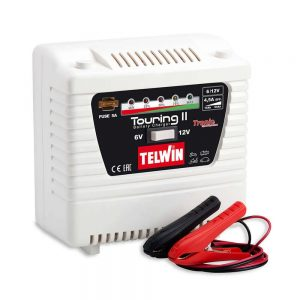 Telwin TOURING11 Battery Charger Touring 11 230V 6V 2A / 12V 4.5A