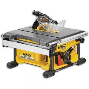 DeWALT DCS7485N-XJ 54V XR Lithium-Ion FLEXVOLT Cordless 210mm Table Saw - Skin Tool