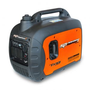 SP Tools SPGi3000 4.3Hp 3KVA 2500W Inverter Generator Super Quite Torini Motor