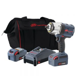 "Ingersoll Rand W7152 1/2"" 20V Brushless Lithium-Ion Cordless High Torque Impact Wrench W7152-K22-AN"
