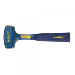 Estwing B3-3LB Club Hammer Drilling 3lb Vinyl Grip