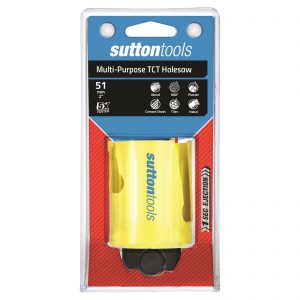 Sutton Tools H1110510 H111 Multi-Purpose Hole Saw 51mm 2""