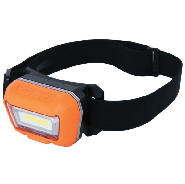 SP Tools SP81492 Rechargeable Lithium-Ion Headlamp - COD LED - Motion Sense On/Off Light